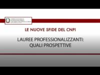 lauree professionalizzanti video